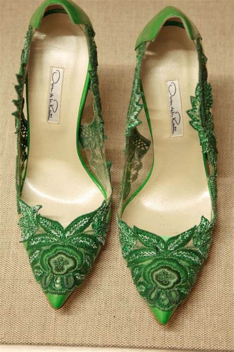 Green Shoes by 1000 Ideas About Emerald Green Shoes On Green