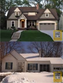 exterior molding before and after studio design