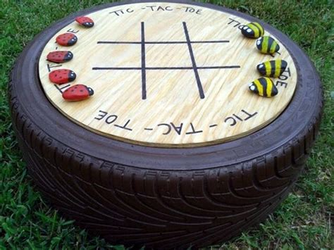 40 smart ways to use tires bored