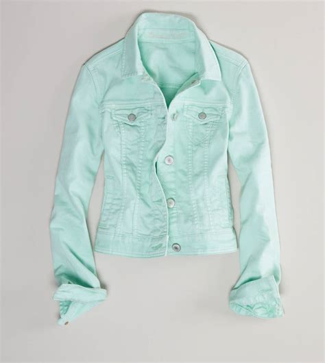 colored jean jackets ae colored denim jacket american eagle outfitters