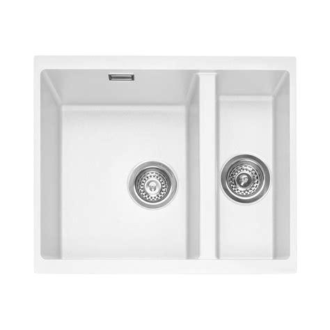 1 5 bowl kitchen sink caple leesti 150 1 5 bowl undermount granite kitchen sink