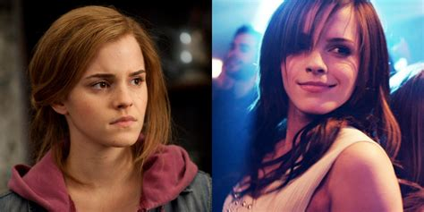 emma watson now and then emma watson then and now www imgkid com the image kid