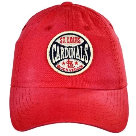 St Louis Cardinals Bathroom Accessories by American Needle St Louis Cardinals Mlb Rebound Strapback