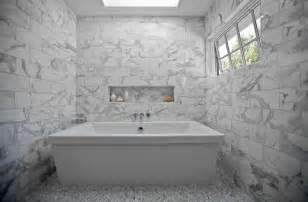 Hex Tile Bathroom Floor » Home Design
