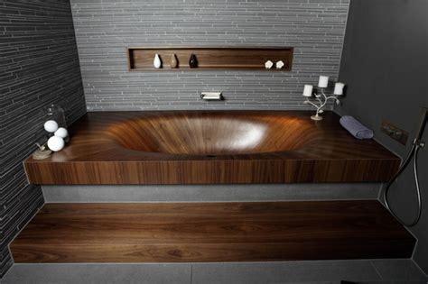 schöne badewannen holzbadewanne coole vorschl 228 ge archzine net