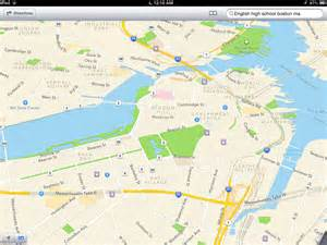 picture of map review refined ios 6 highlighted by stunning maps