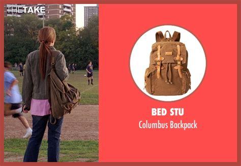 bed stu backpack lindsay lohan bed stu columbus backpack from mean girls thetake