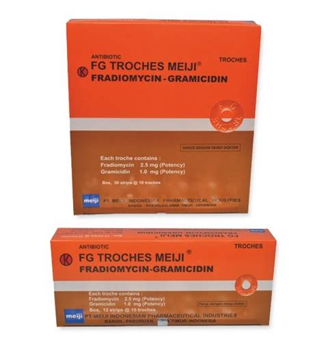 Obat Fg Troches fg troches meiji dosage information mims