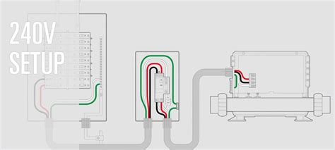 wire diagram 240v tub tub wiring size