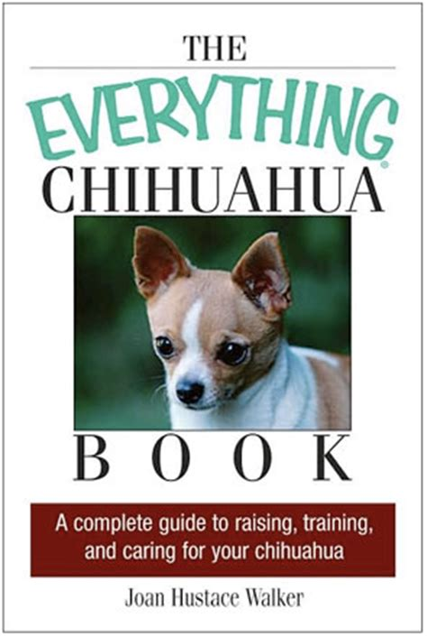 petchidog s book of chihuahua care books chihuahua care and guide breeds picture