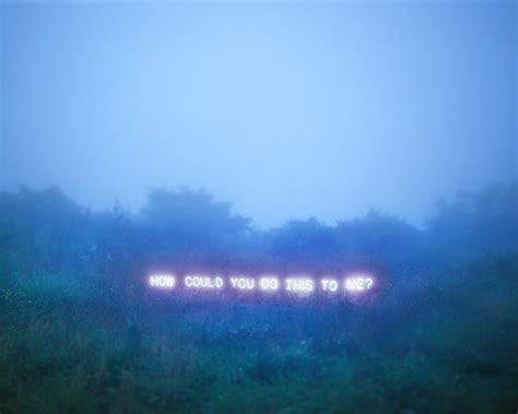 testo neon lights aporia jung neon text installations