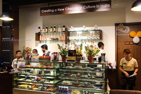 The Chocolate Room by The Chocolate Room Empire Mall Mangalore Around
