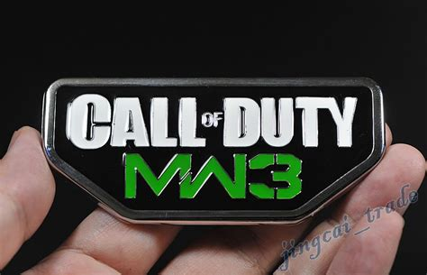 call of duty jeep emblem call of duty mw3 chromed emblem badge jeep cherokee