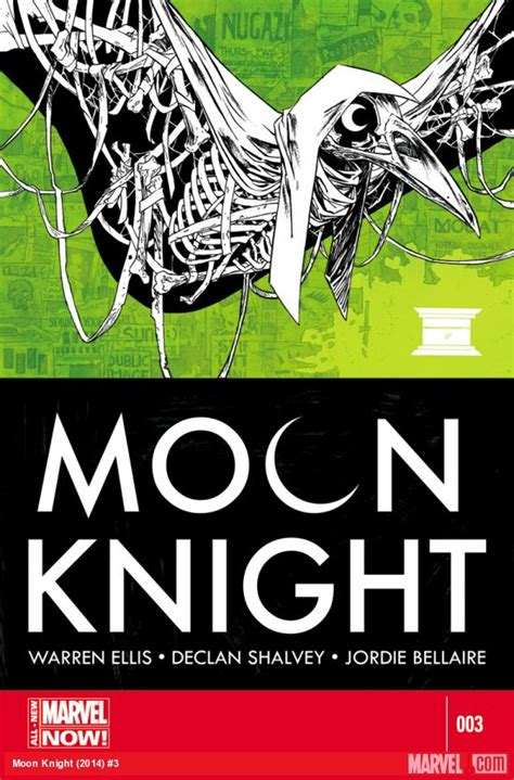 moon knight volume 3 0785197346 comic book review moon knight 3