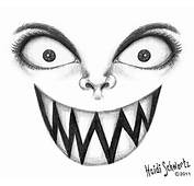 Scary Drawing Ideas Easy Drawings – Festival