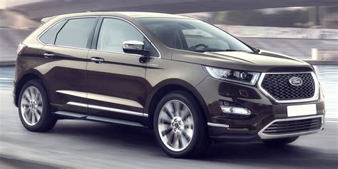 ford edge crossover uk autos post