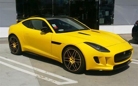 Sale Matte matte yellow f type r coupe jaguar forums jaguar