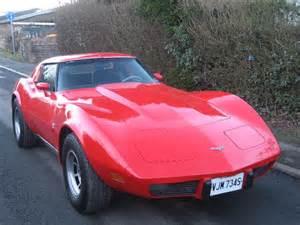 sold 1977 chevrolet corvette stingray