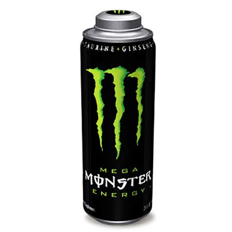 can u drink energy drinks when energy mega u s import big 24oz can american fizz
