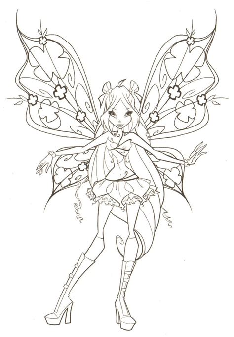 winx club coloring pages games online best 25 fairy coloring pages ideas on pinterest