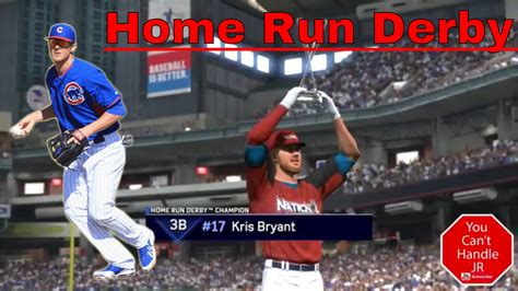 mlb the show 17 home run derby kris bryant