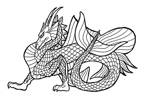 coloring pages on dragons ninjago dragon coloring pages for kids printable free