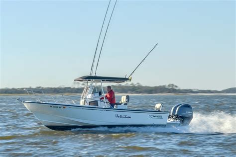 boston whaler deck boats boston whaler 24 outrage boats for sale boats