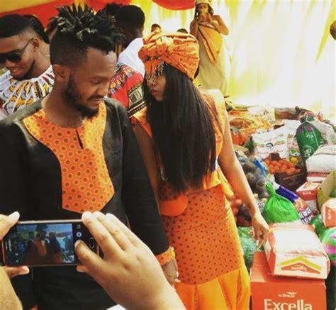 Pics! Inside Kwesta And Wife's Umbondo Ceremony   OkMzansi
