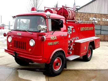 jeep fire truck the novak guide to conversions in jeep forward control trucks