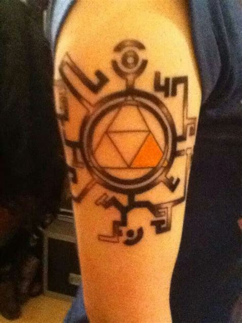 twilight princess tattoo twilight princess my