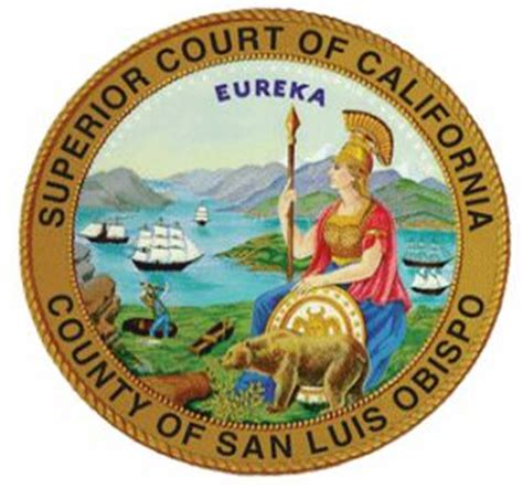 San Luis Obispo County Superior Court Search Grand Jury San Luis Obispo Superior Court