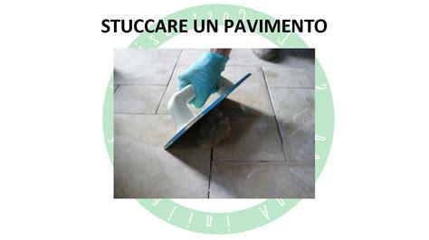stuccare pavimento stuccare un pavimento