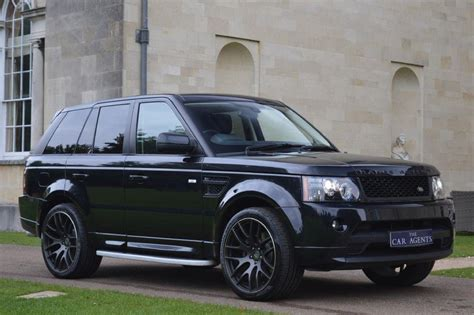 onyx range rover sport used 2011 land rover range rover sport hse onyx for sale