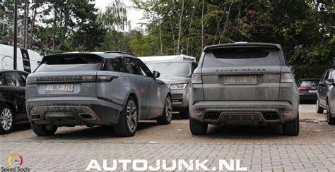 range rover velar svr range rover velar sport svr foto s 187 autojunk nl 207216