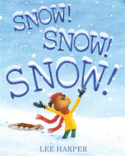 snow books snow snow snow book by official