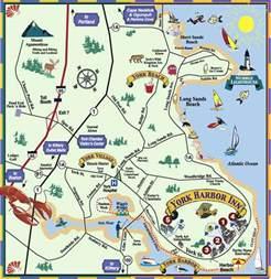 Holiday Inn Christmas Parties - york harbor inn york harbor maine map and building layout york harbor inn york harbor