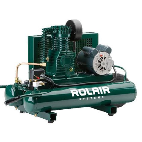 rolair 5715k17 1 5hp wheeled electric compressor