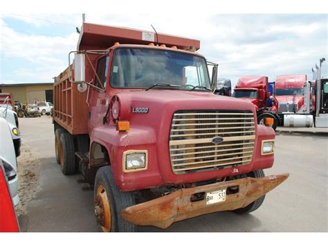 ford l9000 dump truck for sale ford l9000 for sale used trucks on buysellsearch