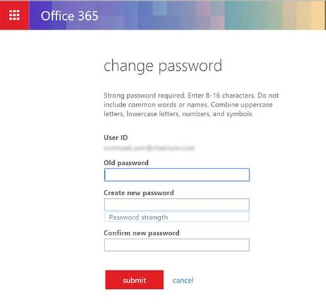 Office 365 Keeps Asking For Password Office 365 Change Password 28 Images Computrain