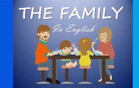 imagenes de la familia ingles miembros de la familia en ingl 233 s the family youtube