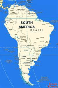 south america tourist attractions map south america tourist guide for holidays