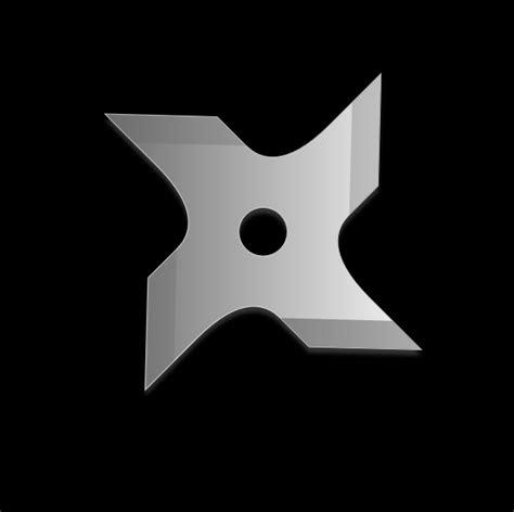 ninja star clip art at clker com vector clip art online