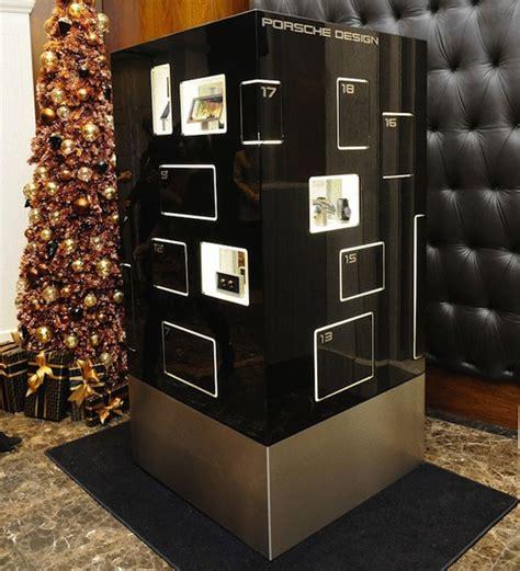 Porsche Design Advent Calendar Harrods | a 1 000 000 porsche design harrods advent calendar to