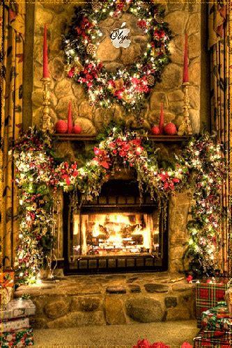 beauty  worth  gif merry christmas gif animated christmas christmas fireplace