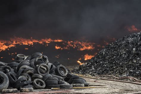 of tires and fires correspondent
