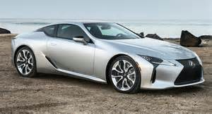 Lexus 500 Series Drive The 2018 Lexus Lc 500 Doesn T Want To Be The