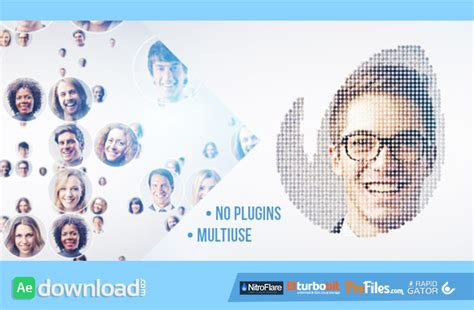 videohive templates after effects project files simple mosaic videohive project free download free