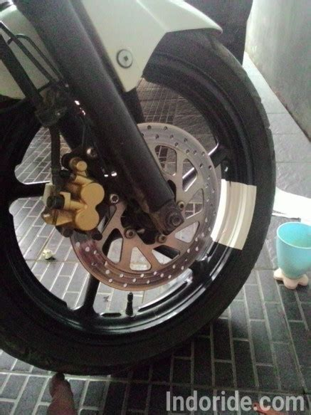 Hair Dryer Skotlet modificorner bikin tilan velg jadi lebih fresh cuma