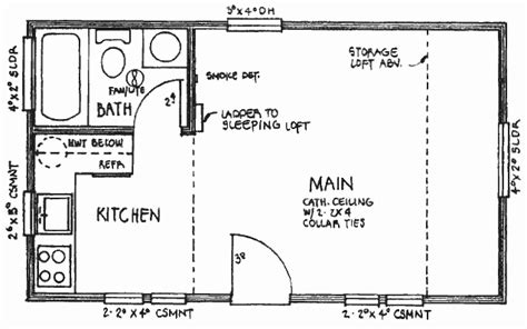 12x24 floor plans floor plans for a 10 x 16 cabin home design blog