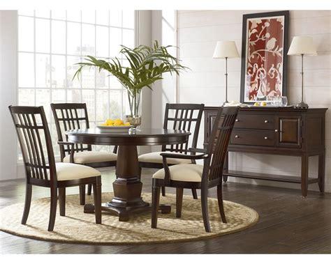 bridges 2 0 side chair mocha thomasville furniture